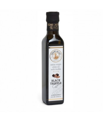 Aceite de oliva con trufa...